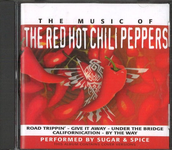 The music of The Red Hot Chili Peppers - CD