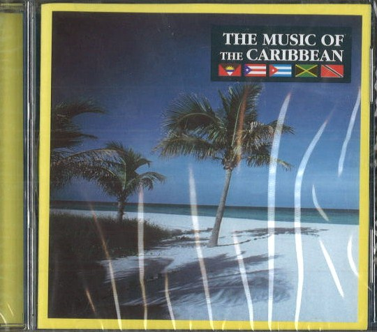 The music of the Caribbean - CD