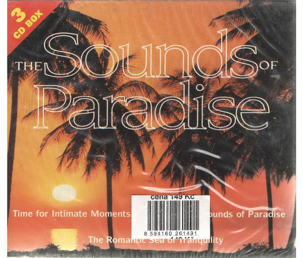 The sounds of Paradise - 3 CD box