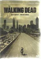 The walking dead - Živí mrtví, první série - DVD plast