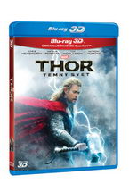 Thor: Temný svět (2Blu-ray 3D+2D)