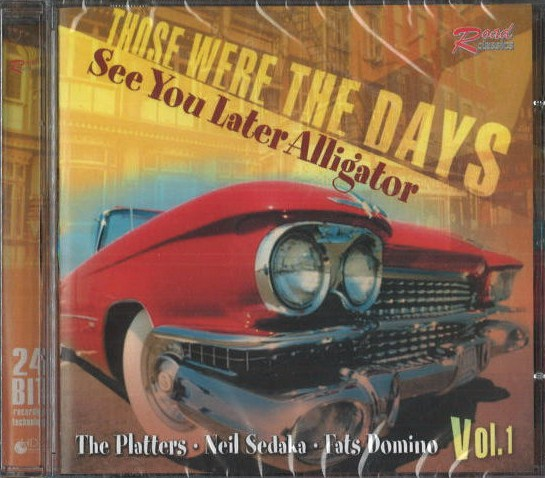 Those were the days vol. 1 - CD