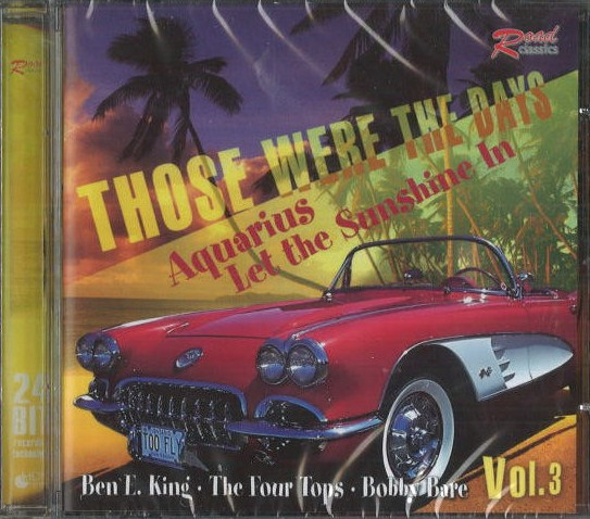 Those were the days vol. 3 - CD