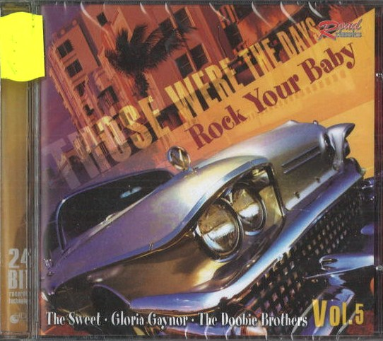 Those were the days vol. 5 - CD
