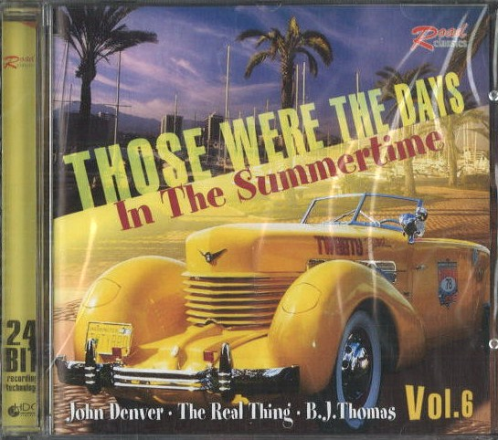 Those were the days vol. 6 - CD