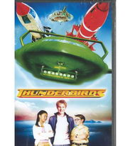 Thunderbirds ( plast ) DVD