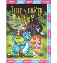 Tilly a dráček Robin - DVD
