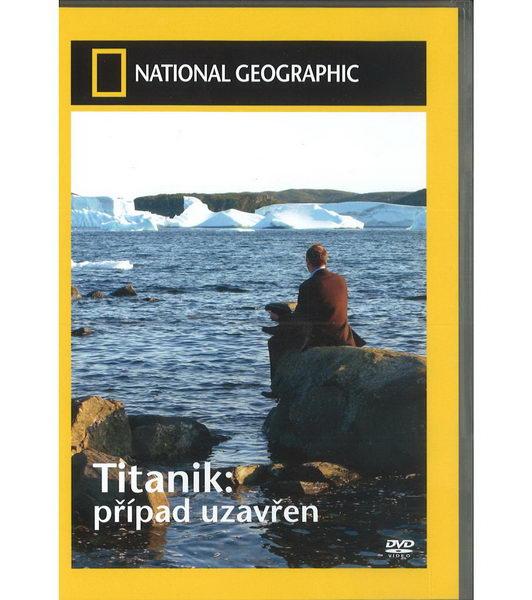 Titanik: případ uzavřen - DVD