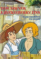 Tom Sawyer a Hucklebery Finn - DVD