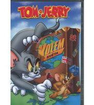 Tom a Jerry - Zimní pohádky - DVD