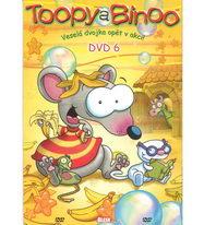 Toopy a Binoo 6 - DVD