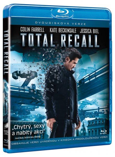 Total Recall (2012) - BD