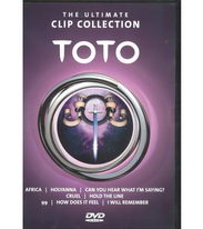 Toto - The Ultimate Clip Collection - DVD