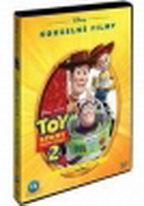Toy Story 2: Příběh hraček - DVD