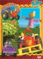 Traktor Tom 2 - papírový obal DVD
