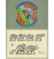 Traktor Tom 5: Závody oveček a další příběhy  - DVD dárková obálka