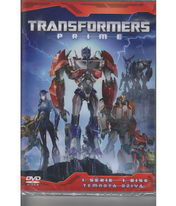 Transformers Prime 1. série 1. disk - Temnota ožívá - DVD
