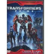 Transformers Prime 1. série 2. disk - Nebezpečná země - DVD
