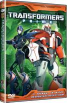 Transformers Prime 1. série 3. disk - DVD