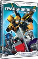 Transformers Prime 1. série 5. disk - DVD