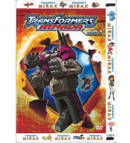 Transformers armada 3 - DVD