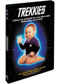 Trekkies ( originální znění, titulky CZ ) plast DVD