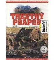 Trestný prapor 4. ( plast ) DVD