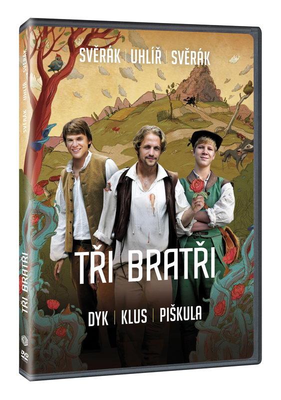 Tři bratři DVD