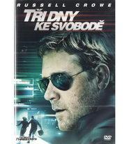 Tři dny ke svobodě - DVD plast