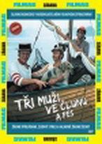 Tři muži ve člunu a pes - DVD