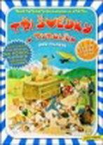 Tři švédky v Tyrolích - DVD
