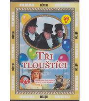 Tři tlouštíci - DVD