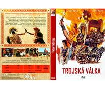 Trojská válka - DVD