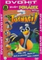 Tučňáci! 8 - DVD