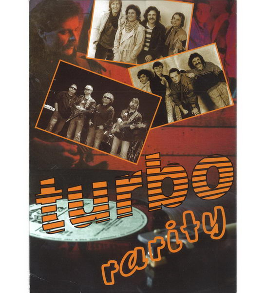 Turbo - Rarity - DVD