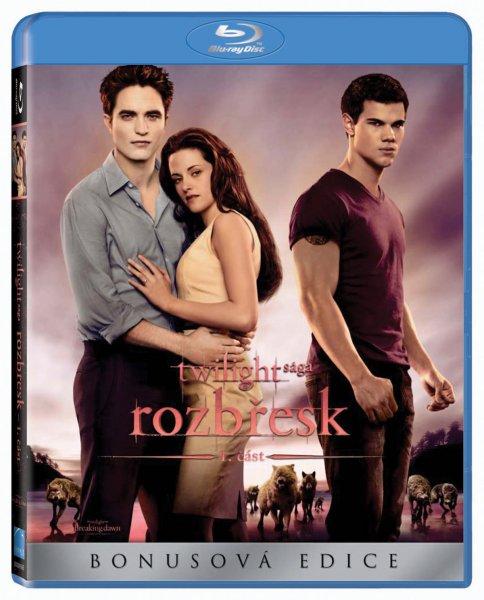 Twilight sága: Rozbřesk 1. část - BD