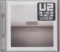 U2 - No line on the hor I zon - CD