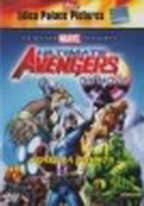 Ultimate Avengers The Movie ( pošetka)  - DVD