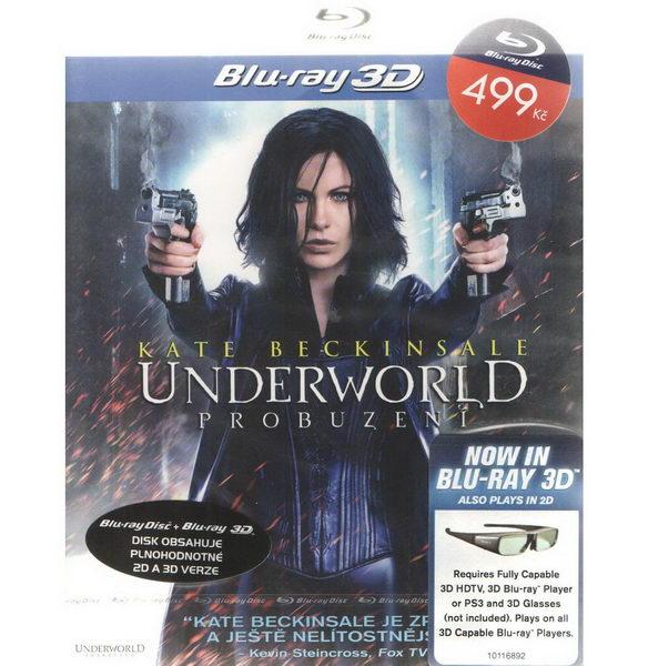 Underworld: Probuzení ( blu-ray )
