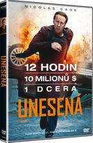 Unesená - Nicolas Cage - DVD plast