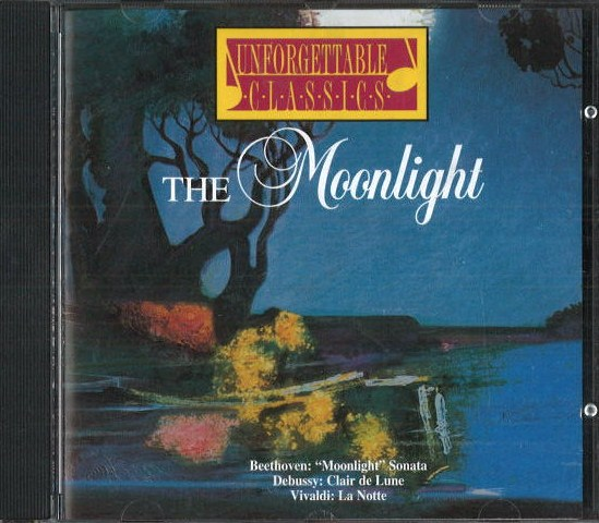 Unforgettable classic - The Moonlight - CD