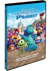 Univerzita pro příšerky - DVD