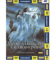 Upíři, vlkodlaci a čarodějnice - DVD