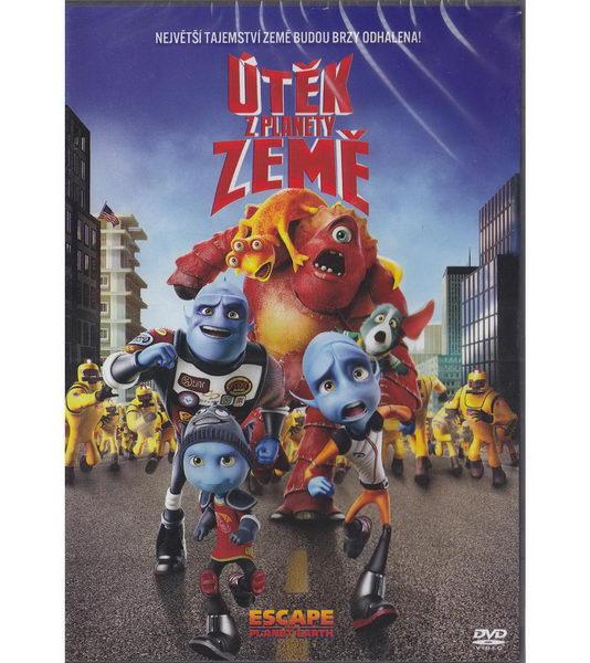 Útěk z planety Země ( plast ) DVD