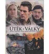 Útěk z války - DVD plast