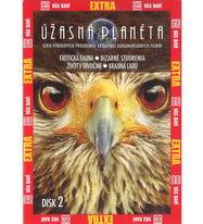 Úžasná planeta disk 2 - Exotická fauna - DVD