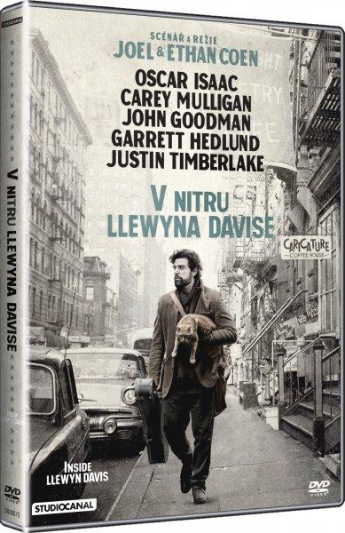 V nitru Llewyna Davise - DVD