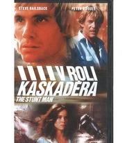 V roli kaskadéra - DVD