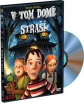 V tom domě straší! DVD plast