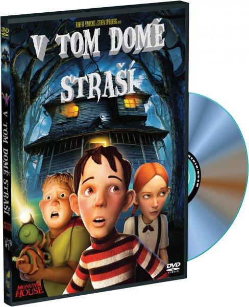 V tom domě straší! DVD (Monster House)